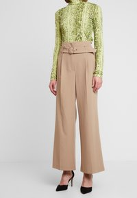 River Island - Trousers - camel - 0
