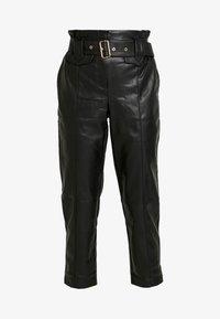 River Island - Spodnie materiałowe - black - 3