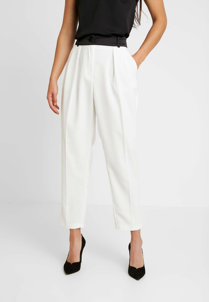River Island - Trousers - white