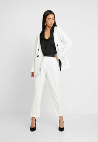 River Island - Trousers - white - 2