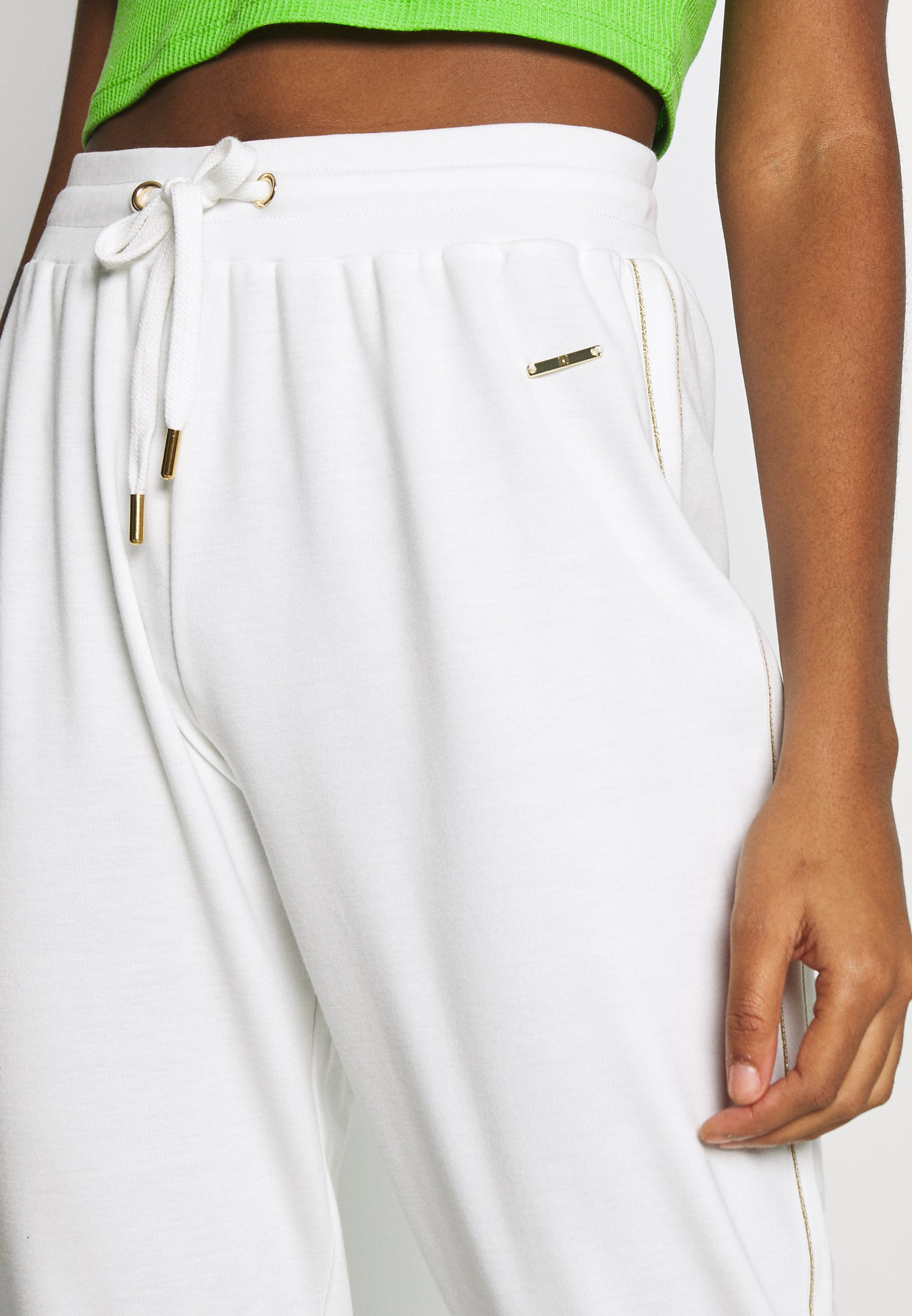 River Island Trainingsbroek - cream