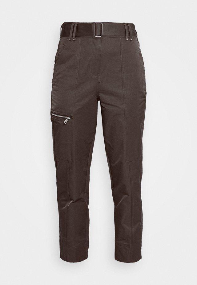 Spodnie materiałowe - desert luxe
