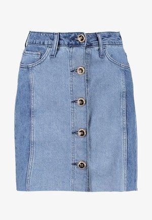 Jeansnederdel/ cowboy nederdele - blue denim