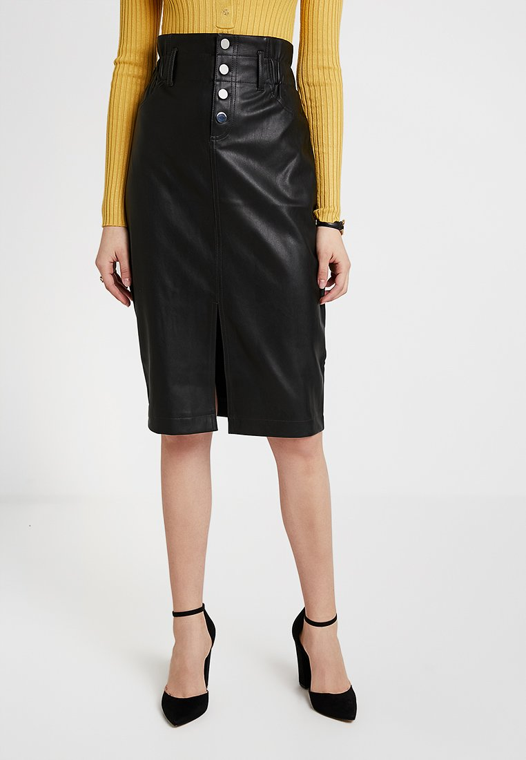 River Island - Pencil skirt - black