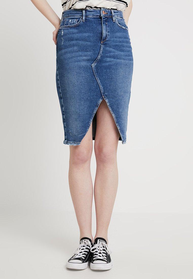 River Island - Pencil skirt - mid