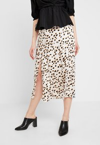 River Island - A-line skirt - white - 2