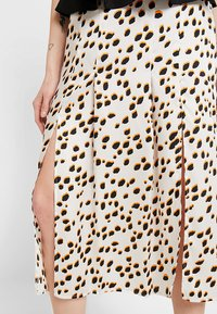 River Island - A-line skirt - white - 4