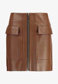 River Island - Mini skirt - tan - 3