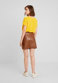 River Island - Mini skirt - tan - 2