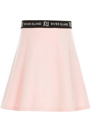 GIRLS PINK RI SKIRT - A-lijn rok - pink