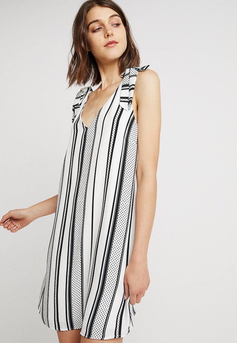 River Island - Day dress - creamcalm