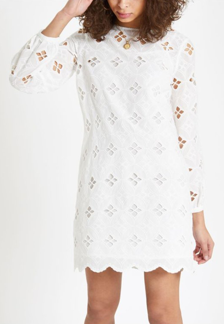 River Island - Day dress - white