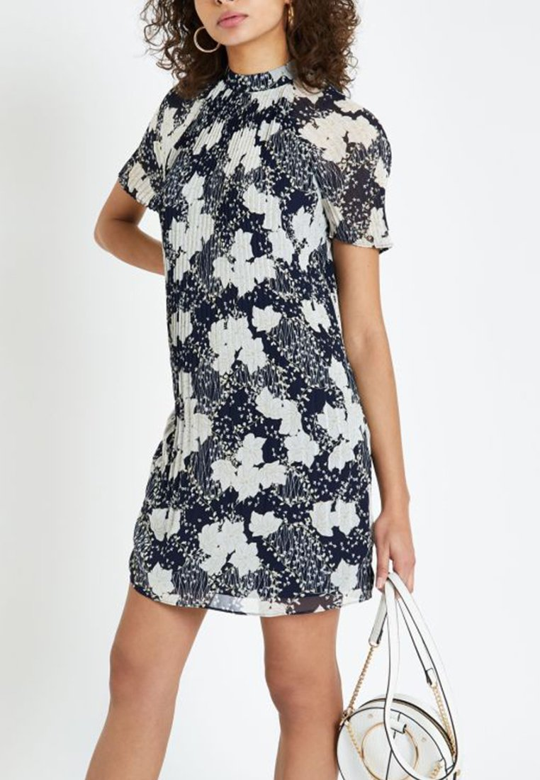 River Island - Day dress - blue