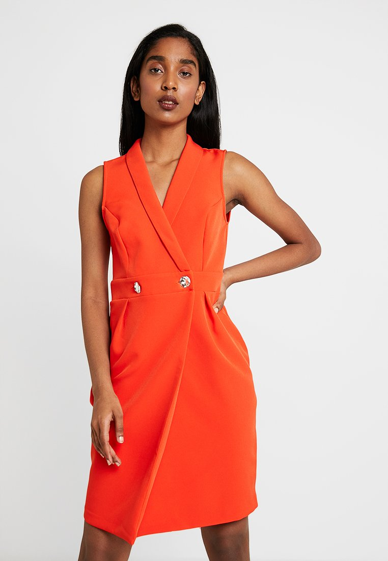 River Island - Robe d'été - red