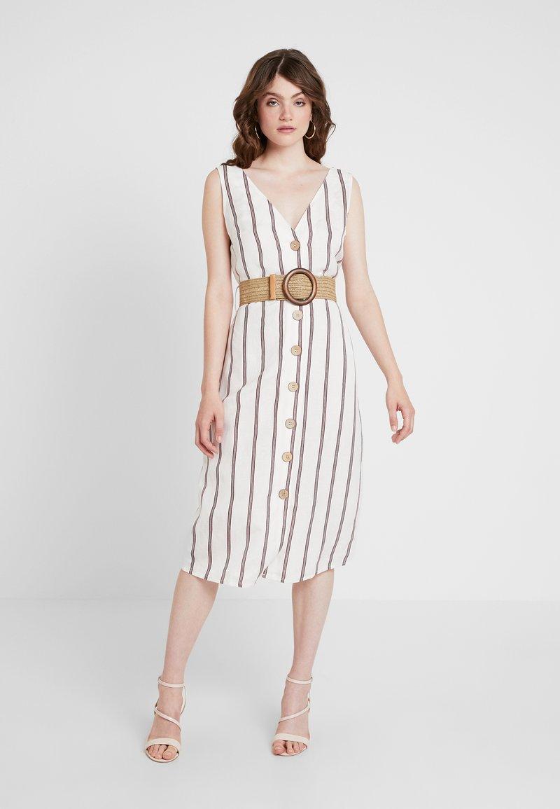 River Island - Shirt dress - white