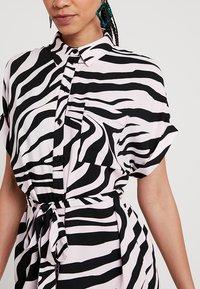 River Island - Shirt dress - pink - 3