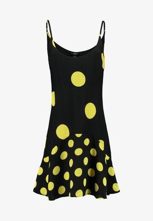 Denní šaty - black/yellow