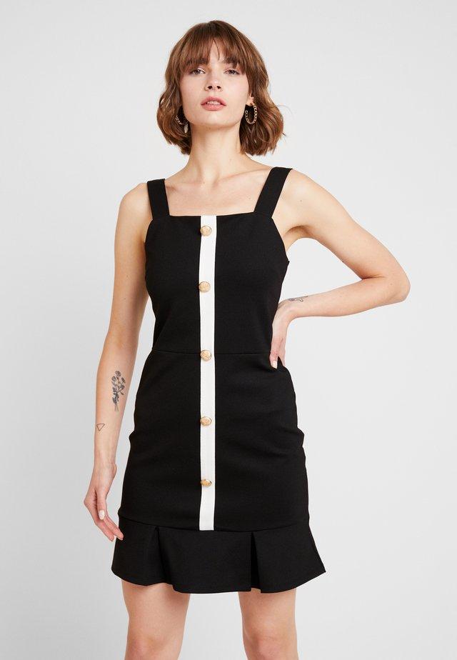 Fodralklänning - black