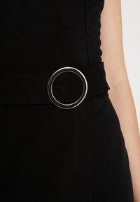 River Island - Shift dress - black - 5