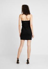 River Island - Shift dress - black - 2