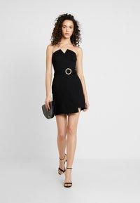River Island - Shift dress - black - 1