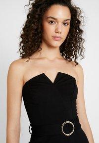 River Island - Shift dress - black - 3