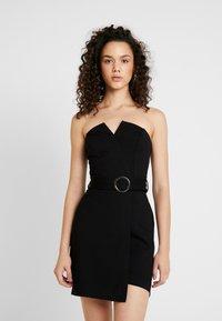 River Island - Shift dress - black - 0