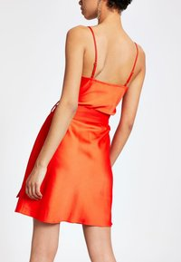 River Island - Day dress - red - 2