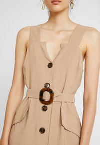 River Island - Day dress - sand - 6