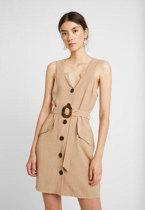 Denní šaty - sand
