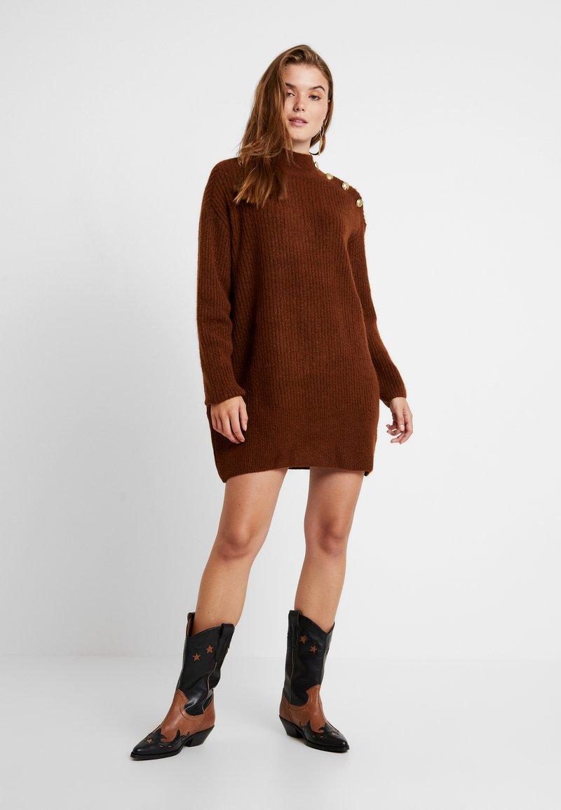 River Island - Jumper dress - toffee
