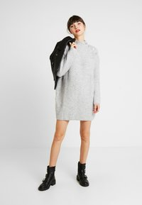 River Island - Jumper dress - grey - 2