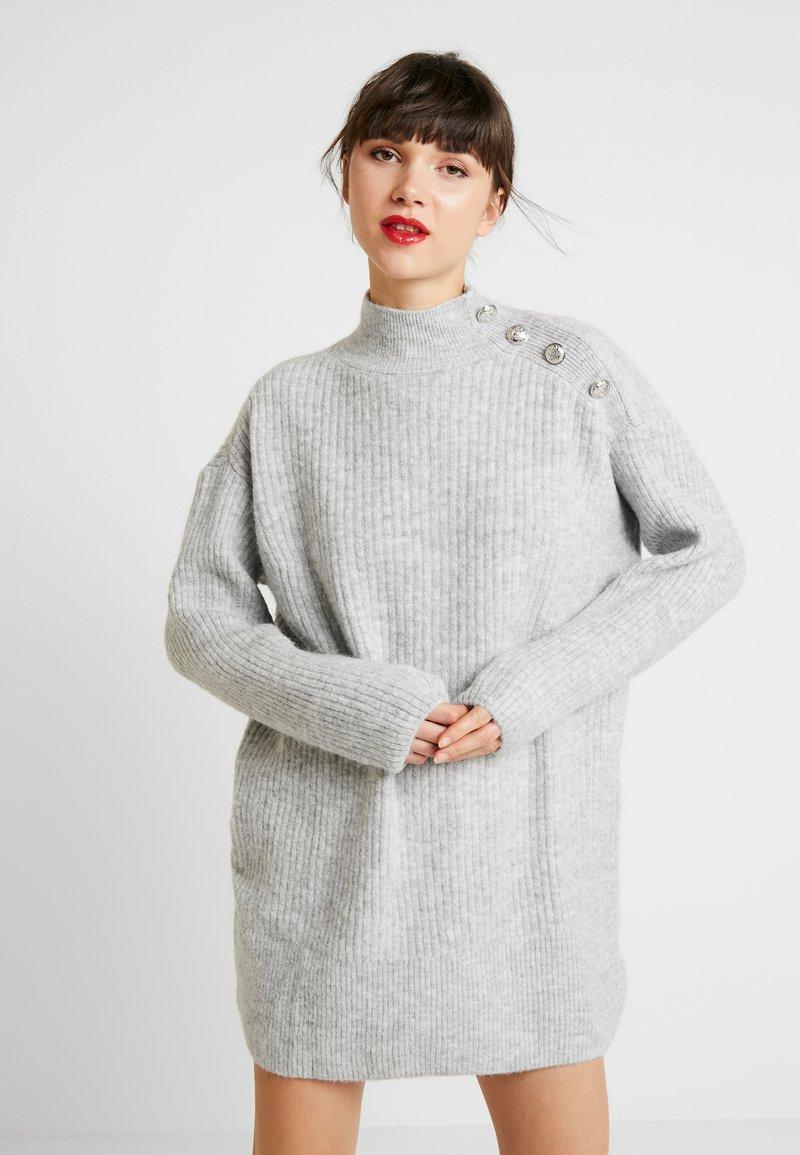 River Island - Jumper dress - grey