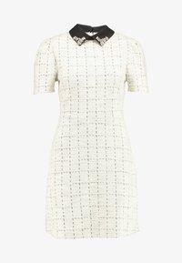 River Island - Jerseyklänning - white boucle - 6