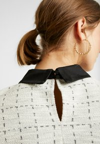 River Island - Jerseyklänning - white boucle - 5