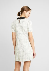River Island - Jerseyklänning - white boucle - 3