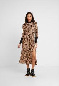 River Island - Žerzejové šaty - multi-coloured - 1