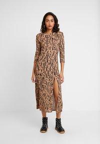 River Island - Žerzejové šaty - multi-coloured - 0