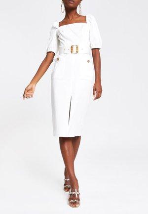 BARDOT - Robe d'été - white