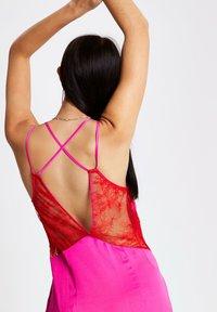 River Island - Vestido de cóctel - pink - 3