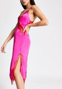 River Island - Vestido de cóctel - pink - 1
