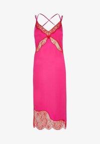 River Island - Vestido de cóctel - pink - 4