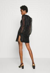 River Island - Shirt dress - black - 2
