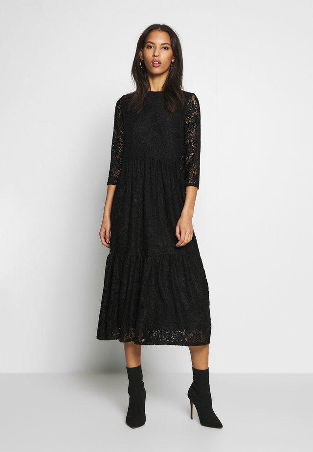 LARNACA TAMMY MIDI DRESS - Vestido informal - black