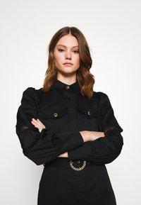 River Island - Košilové šaty - black - 3