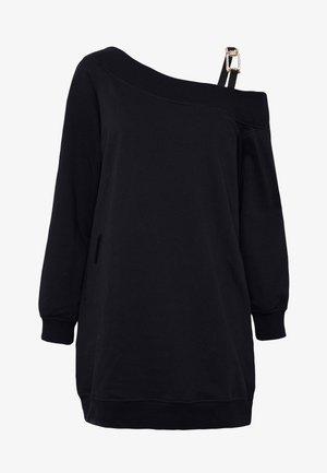 ONE SHLD EML STRAP DRESS - Freizeitkleid - black