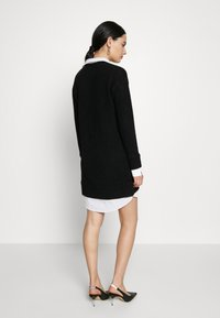 River Island - Shirt dress - black - 2