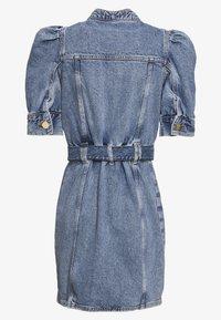 River Island - Sukienka jeansowa - stone blue denim - 1
