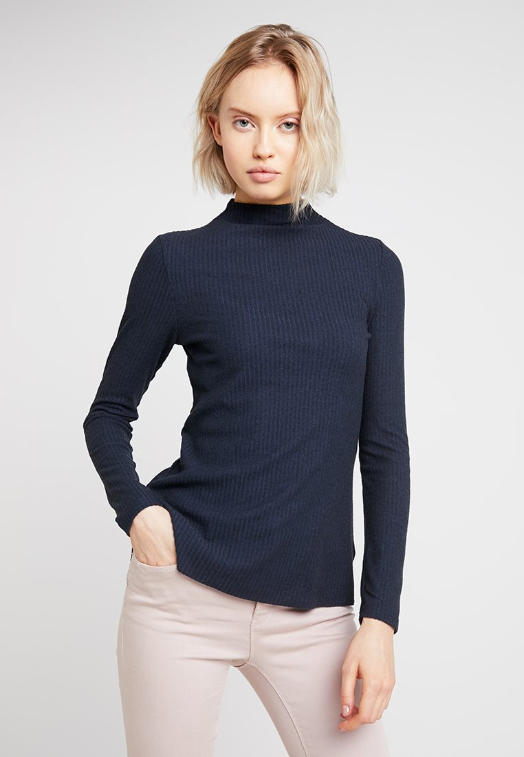 River Island - Long sleeved top - navy