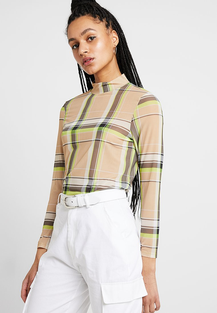 River Island - Long sleeved top - yellow